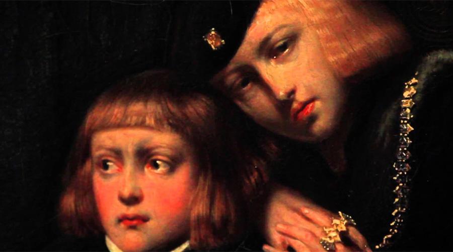 Принцы в Тауэре 12-летний Эдуард и его девятилетний брат Ричард Шрусбери, сыновья короля Эдуарда IV, были заключены в Тауэр по приказу Ричарда III. Английский парламент выпустил закон, согласно которому оба формальных наследника престола признавались незаконнорожденными. Летом того же 1483 года оба принца таинственным образом исчезли из неприступной крепости. Пленники Тауэра будто растворились в воздухе — историки уже отчаялись найти ответ на эту загадку.