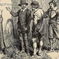 Страшная загадка пропавших колонистов Роанок