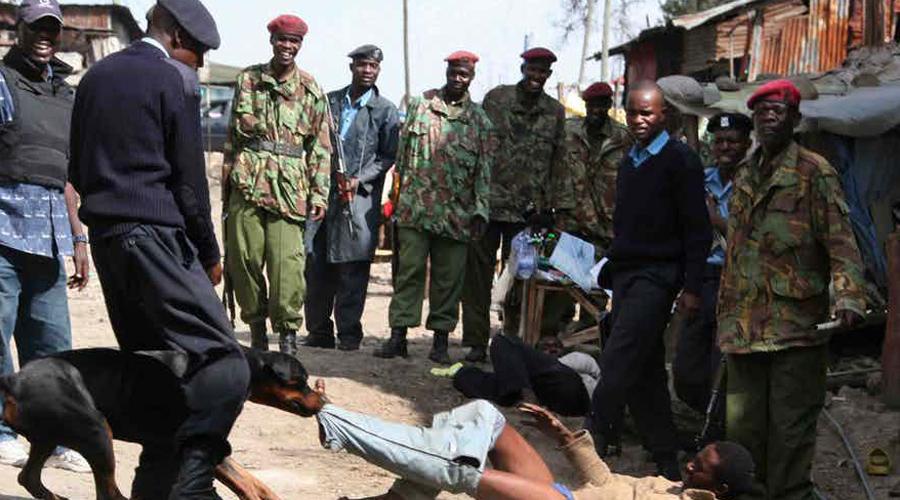 Мунгики Банды не всегда формируются на территории мегаполисов. Даже более того, в глубинках преступные группировки бывают гораздо более жестоки. Это в полной мере относится к мунгикам, кенийским бандитам, терроризирующим местные общины. Даже ритуал вступления в банду предельно жесток: новичку нужно вылить на себя канистру человеческой крови.