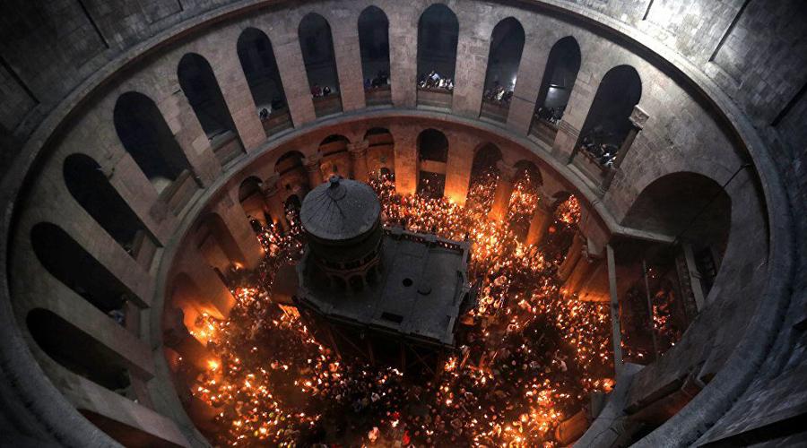 Что скрывает тайна Гроба Господнего в Иерусалиме