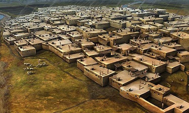 Сибмао Каменная крепость была выстроена древней цивилизацией еще в девятисотом году нашей эры. Археологи, правда, понятия не имеют, как древним жителям черного континента удалось возвести такой современный замок-город, ведь тогда люди не знали даже письменности. Ученые обнаружили Симбао только в XIX веке, до этого момента «дьявольский город» считался всего лишь легендой.