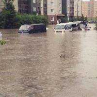 Красноярск тонет: в городе объявлено чрезвычайное положение