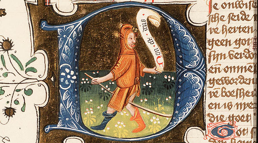 """Библия безумцев Думаете, после казуса со Злой библией печатники стали аккуратнее и внимательнее? Вовсе нет. В 1632 году право на переиздание священной книги получил главный конкурент Баркера, Бонем Нортон. И тут же допустил аналогичную ошибку, напечатав «Сказал безумец в сердце своем: """"нет Бога""""» было напечатано «Сказал безумец в сердце своем: """"есть Бог""""». Такая вот Библия безумцев."""