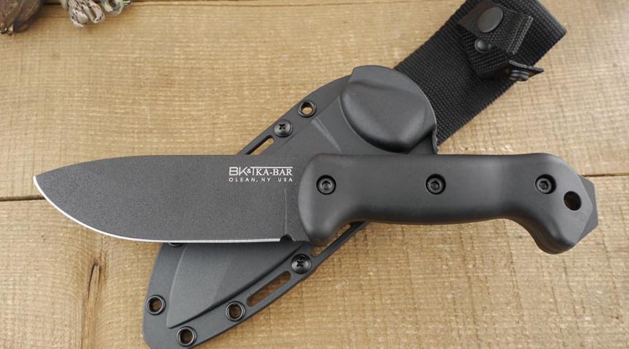 Becker Knife & Tool BK2 Campanion Мощный и надежный тесак, лезвие (материал клинка — высокоуглеродистая сталь 0170-6С) которого имеет дифферинцированную заточку. BK2 с удовольствием используют не только в спецназе, но и в обычной армии США.