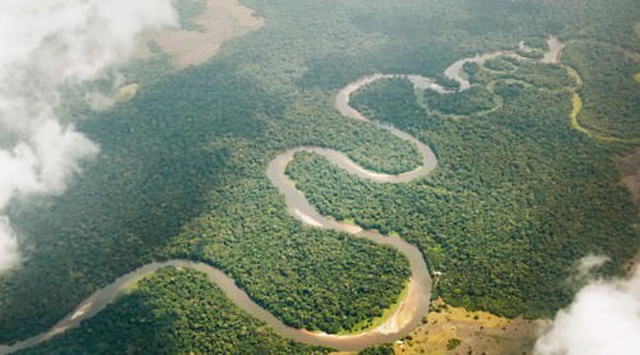 Конго Знаете, как местные племена зовут Конго? Сердце тьмы, вот как. Она практически невозможна для навигации из-за своего дикого по силе течения и невероятной для реки глубины, достигающей в некоторых местах 220 метров.