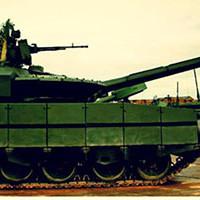 Секретный реактивный танк России попал на видео