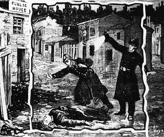Джек-Потрошитель умер в Англии: ученые нашли могилу легендарного убийцы (3 фото)