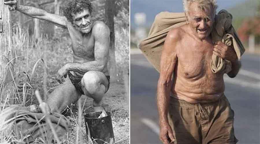 Русский Отшельник: мужчина прожил 60 лет вдали от цивилизации