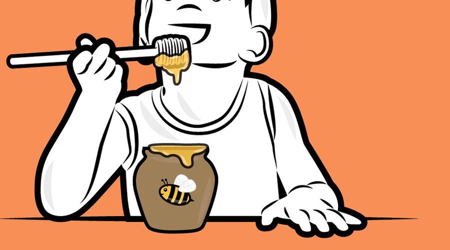 Мед Не нравится вкус сиропа от кашля? Замените его медом. В прошлом году ВОЗ рекомендовал мед в качестве лекарственного средства от кашля — 10 грамм перед сном снимут симптомы и помогут здоровому сну.