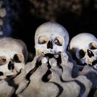 Империя смерти: мрачные тайны парижских катакомб