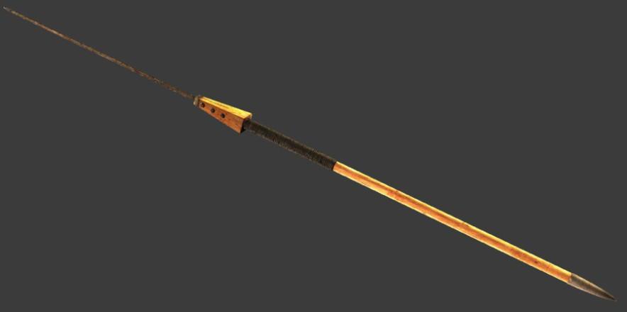 Пилум Пожалуй, пилум был основным оружием римских легионов. Длинное и тяжелое (2 метра и до 4 килограммов) метательное копье создавало противнику огромные неудобства даже при попадании в щит. Обрубить застрявший пилум возможности не было — для этого римляне специально вставляли в древко металлический прут.