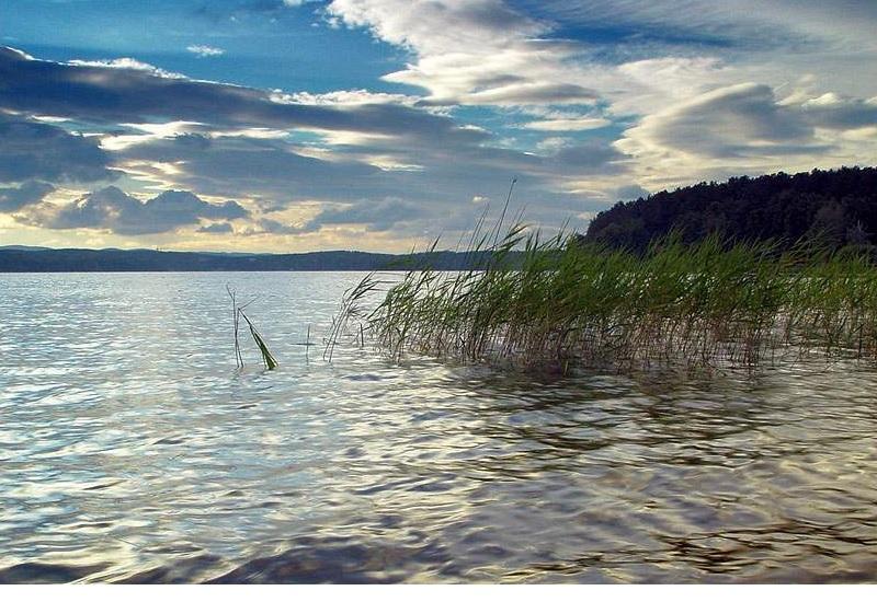 Карачай, Россия На это озеро ученые-атомщики поедут лишь в одном случае: кончить жизнь мучительной смертью. Идиллическая картина скрывает все известные изотопы самых смертоносных радиоактивных элементов, от стронция до плутония – после кыштымской аварии 1975 года. Замеры 2017 года показали, что менее часа пребывания на берегу озера без полного костюма хим- и радио-защиты дают практически смертельную дозу радиации. Рыбаки любят некоторые места озера, поскольку туда заплывает невиданных размеров рыба. Есть ее не осмеливаются даже такие смельчаки.