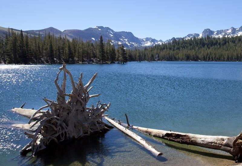Озеро-подкова, Калифорния Калифорния знаменита не только самой большой концентрацией миллиардеров на квадратную милю, но и местами с безобразной экологией. «Подковное озеро» – одно из них. Большую известность получил случай с тремя профессиональными лесниками, которые в ходе планового осмотра слишком приблизились к озеру.