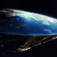 Земля плоская: американцы доказали самую странную теорию заговора