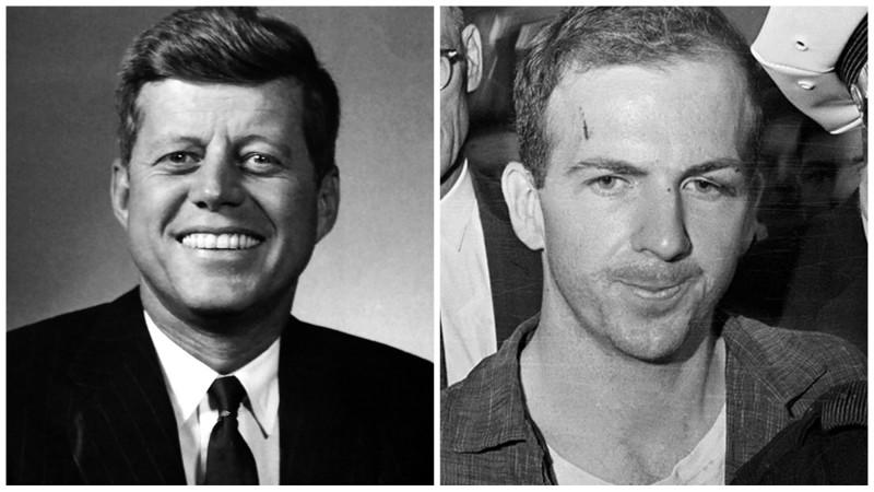 Ли Харви Освальд Жертва: Джон Кеннеди Сторонники теорий заговора в один голос кричат о том, что Ли Освальд — всего лишь подставное лицо. Факты таковы: 22 ноября 1963 года американский президент Джон Кеннеди был застрелен в Далласе со значительной дистанции. Самого Освальда уже в тюрьме застрелил некий Джек Руби.