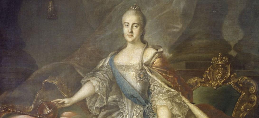 Екатерина II Миф: убил карлик-поляк 16 ноября 1796 года Екатерину II обнаружили на полу уборной без чувств, хотя тем же утром императрица оставалась в добром здравии. Один из наиболее популярных (и наиболее странных) мифов гласит, что в туалетной комнате Екатерину поджидал карлик-убийца из Польши, нанятый шляхтичами, чтобы отомстить за раздел страны.