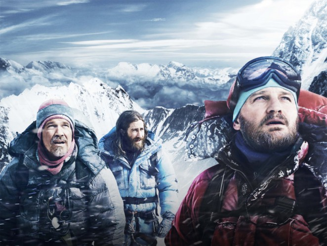 Эверест По дороге к вершине самой великой горы мира погибло множество отважных альпинистов. Эта история о группе, собранной инструктором Робом Холлом и отправившейся покорять Эверест. Смогут ли они вернуться обратно?