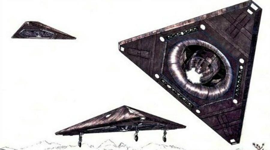 Корабль пришельцев Первый полет этот странный, ни на что не похожий аппарат совершил еще в конце 1990-х годов. Примерно в то же время люди стали массово заявлять об НЛО — дело в том, что треугольная платформа Astra действительно напоминает корабли пришельцев.