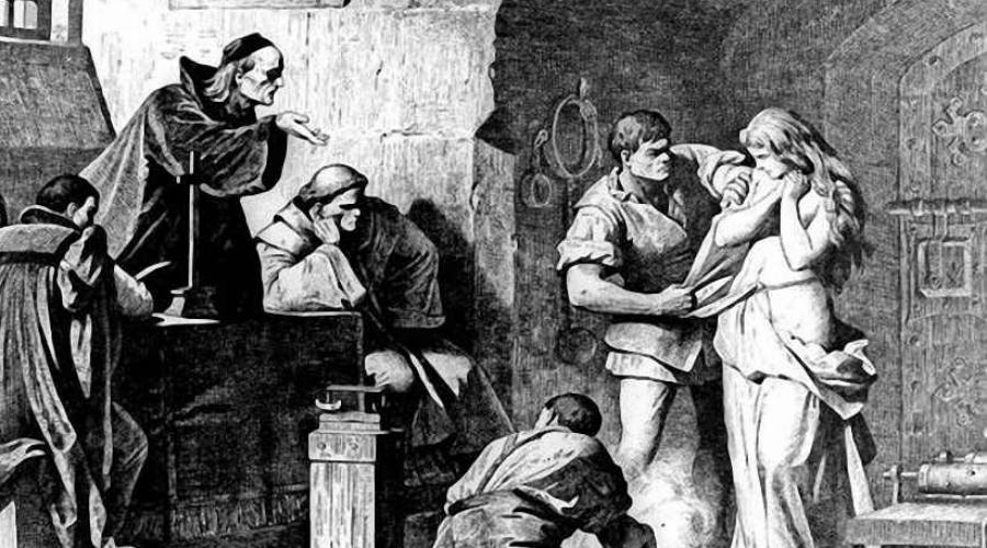 Агнес Уотерхаус Пожалуй, самая известная ведьма Англии. Даже Церковь не смогла совладать с ней и Уотерхаус пришлось сражаться уже с судом светским. Агнес открыто признавалась в своих связях с дьяволом и даже демонстрировала познания в темных искусствах прямо на суде.
