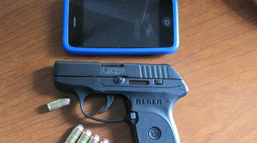 Ruger LCP Пожалуй, единственный из списка действительно боевой пистолет. Ruger LCP считается одним из наиболее популярных «стволов» для скрытого ношения в США. Длина LCP — 13,1 сантиметр, изготовлен он из стали и стеклонаполненного нейлона.