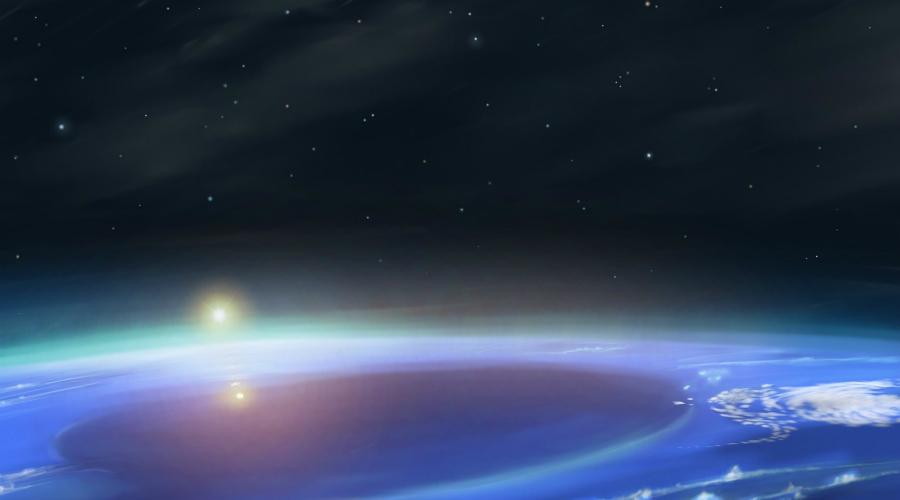 Темные пятна Нептуна В 1989 году космический зонд NASA «Вояджер-2» впервые отметил так называемое Великое темное пятно (GDS), сформировавшееся на поверхности Нептуна. Циклон размером с Землю бушевал в южном полушарии Нептуна, ветер разгонялся до 2400 км/ч. И такое тут случается довольно часто: телескоп Хаббл фиксирует новые циклоны несколько раз в год.