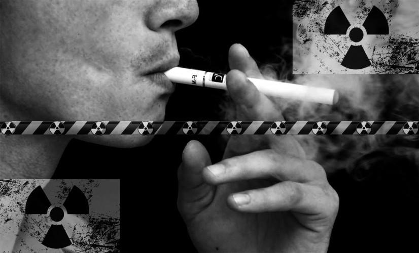 Сигареты Сигареты опасны не только химическими добавками, о которых курильщиков предупреждают надписи на пачках. Побеги табака поглощают радиоактивные элементы, такие как радий, свинец-210 и полоний-210 из некоторых удобрений, используемых в сельскохозяйственных культурах.