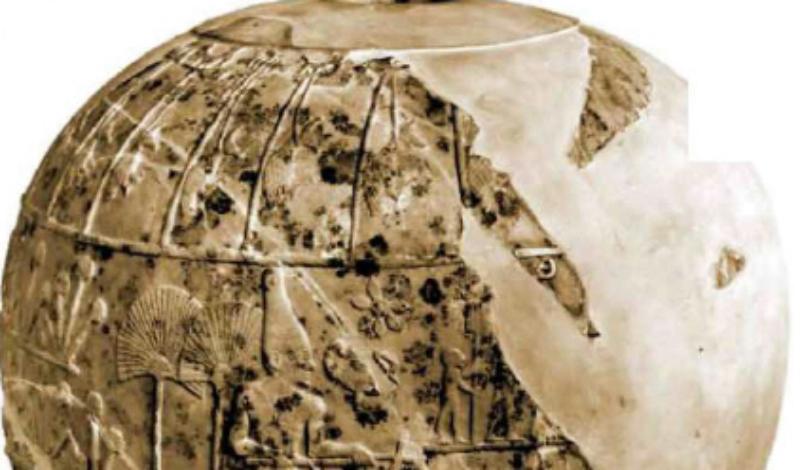 Булава Скорпиона Единственное достоверное изобразительное свидетельство существования Царя Скорпиона — навершие так называемой «Булавы Скорпиона», обнаруженной Джеймсом Квибеллом и Фредериком Грином на раскопках Нехена (Иераконополь). К сожалению, методы их предшественников практически полностью уничтожили геологические слои, где был обнаружен артефакт, и поэтому египтологи сумели лишь примерно датировать его концом Додинастического периода.