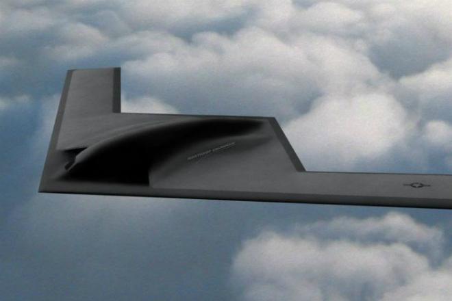 Самолеты-невидимки из зоны 51 станут новым боевым флотом США