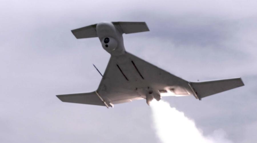 IAI Harpy Это дрон-камикадзе, предназначенный для обнаружения и уничтожения живой и бронированной силы противника. Беспилотник пикирует на цель с большой высоты, поражая ее осколочно-фугасным снарядом.