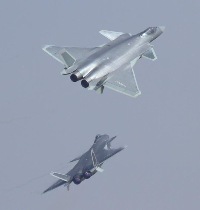J-20s