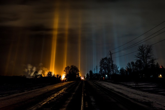 majoran-didnt-hesitate-he-grabbed-his-camera-and-took-off-down-the-main-highway-in-search-of-light-pillars-he-turned-his-eyes-to-the-sky-and-at-first-saw-darkness-then-it-happened-majoran-said