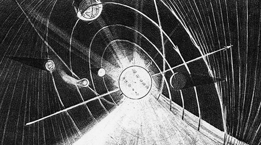 Десятки планет на небосводе И это еще не все. Гербигер уверял, будто изначально в нашей системе существовало целых тридцать планет. Большей части не повезло оказаться неподалеку от Солнца, которое со временем их и поглотило. Пятна на Солнце были объяснены как раз падением этих древних планет.