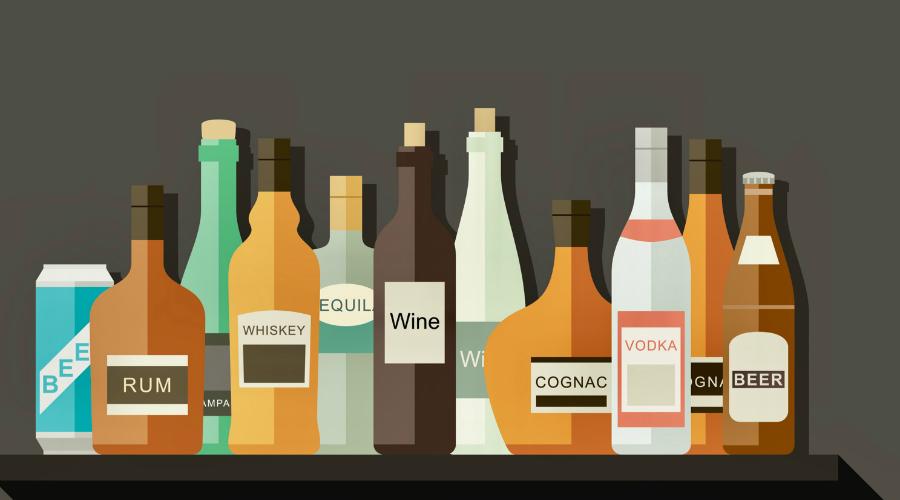 Алкоголь Регулярное употребление крепких алкогольных напитков может повысить риск развития нескольких различных видов рака, включая рак горла, печени, молочной железы и толстой кишки. По данным Национального института рака, риск развития онкологии прямо пропорционален количеству ежедневно употребляемого алкоголя.