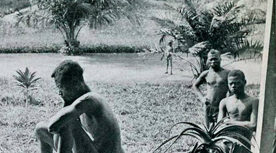 Бельгийская колониальная империя Бельгийская колониальная империя состояла из трех африканских колоний в Конго. Территория была в 76 раз больше самой Бельгии — признанная частная собственность короля Леопольда II. Этот самый король вошел в историю как «Мясник из Конго» за убийство миллионов конголезцев, вынужденных трудиться на каучуковых плантациях.