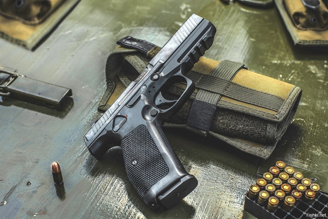 Калашников начал выпуск автоматического пистолета нового поколения