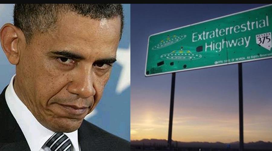 Обама 51 Барак Обама стал первым президентом США, который вообще упомянул Зону 51 на официальном уровне. Правда, ничего особенного он не сказал, но многочисленным поклонникам теории заговора хватило и этого.