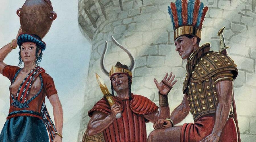 Народы моря Ученые до сих пор гадают над вопросом, кем были так называемые «народы моря», которые 3200 лет назад совершали набеги на города по всему Средиземноморью. Как свидетельствует керамика того времени, жили эти племена в районе Эгейского моря, но потом мигрировали на Ближний Восток. Сейчас активно продолжаются попытки разгадать мотивы «народов моря», по которым они устраивали кровавую баню своим соседям. Возможно, свет прольет найденный в этом месяце в Турции артефакт с огромной надписью на языке, на котором, скорее всего, говорили эти племена.Читать на Trendymen: http://trendymen.ru/lifestyle/art/123497/