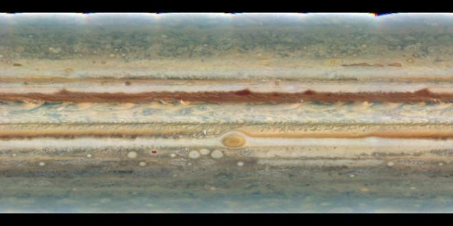 Ученые заглянули внутрь Юпитера и показали, что там происходит на самом деле (3 фото)