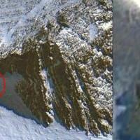 В Антарктике появился загадочный светящийся объект