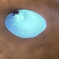 Астроном с Урала обнаружил на Марсе огромное озеро кипящей воды