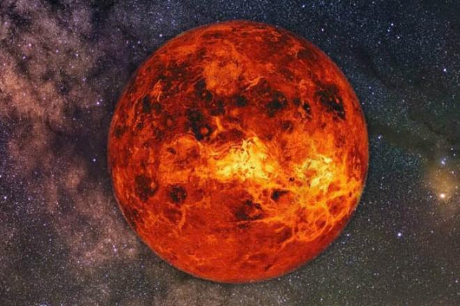 Кислота вместо воздуха: на Венере может быть жизнь, которая не похожа ни на что (4 фото)