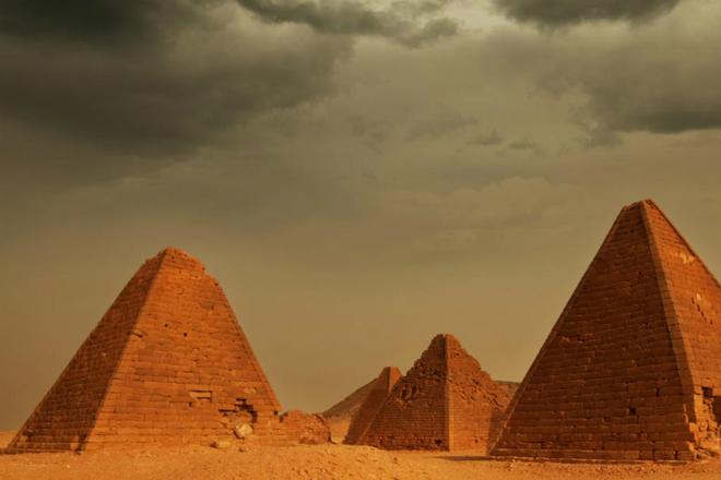В Африканском городе мертвых нашли таинственную древнюю библиотеку