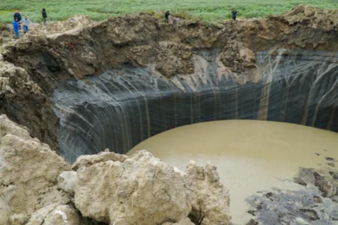 Взрывающиеся кратеры: что вызвало ямальскую аномалию