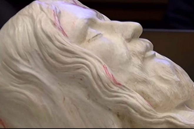 Ученые восстановили изображение плащаницы и показали как на самом деле выглядел Иисус (3 фото + видео)
