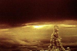 Взрыв Царь-бомбы