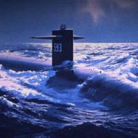 Столкновения атомных подводных лодок: ядерная бездна