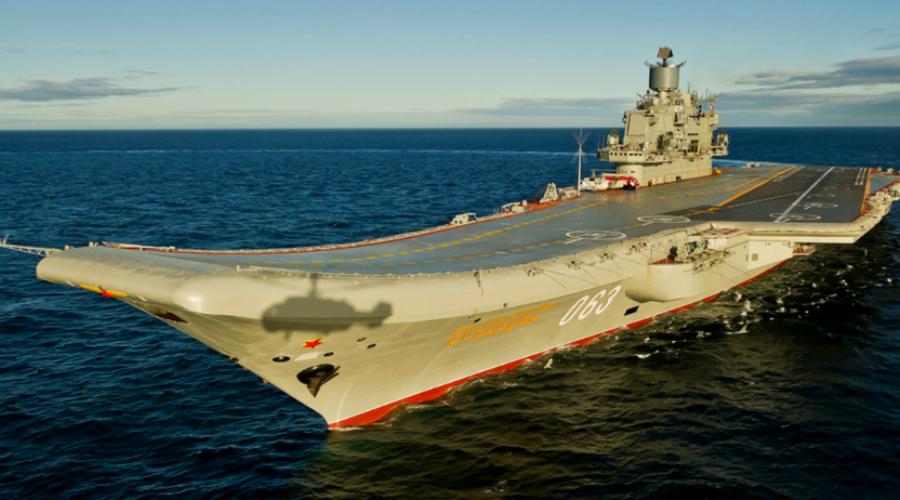 История походов Эксперты The National Interest признали «Адмирала Кузнецова» худшим авианосцем из всех, когда-либо спущенных на воду. К сожалению, оспорить это утверждение трудно. В 1996 году авианосец встал на капремонт после аварии, после чего несколько раз появлялся в Средиземном море. Единственная боевая операция крейсера прошла в ноябре 2016 года, после чего он вновь вернулся в доки.