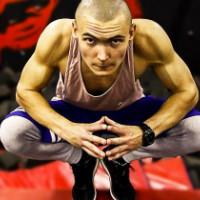 Российский ниндзя: этот парень способен перепрыгнуть сам себя