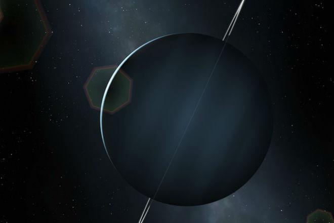 Уран оказался окружен огромным облаком вонючего газа