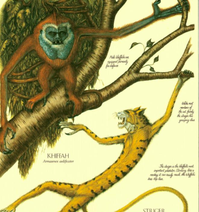 Как будут выглядеть животные после исчезновения человека с Земли